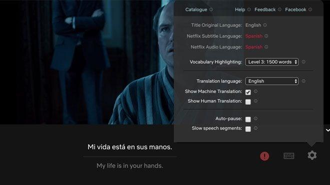 Netflix için Google Chrome eklentisi
