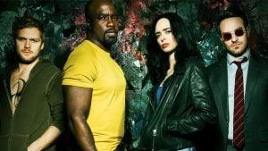 Netflix iptal edilen Marvel dizileri