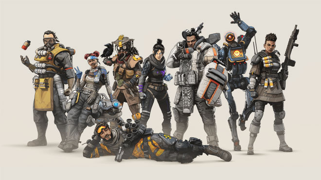 PUBG ve Fortnite rakibi Apex Legends