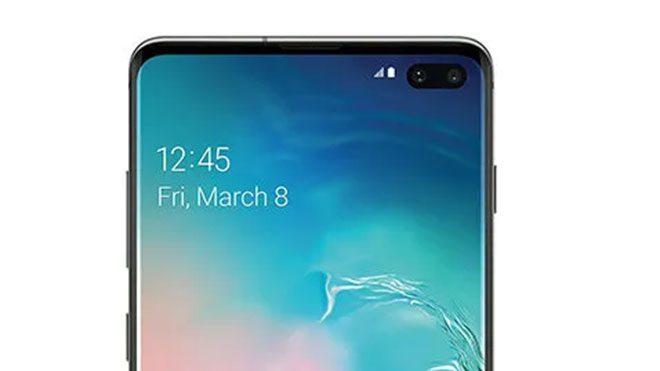 Samsung Galaxy S10 Huawei Mate 20 Pro
