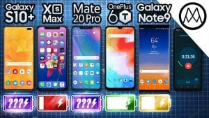 Samsung S10+ vs iPhone XS Max / Mate 20 Pro / OnePlus 6T / Galaxy Note 9