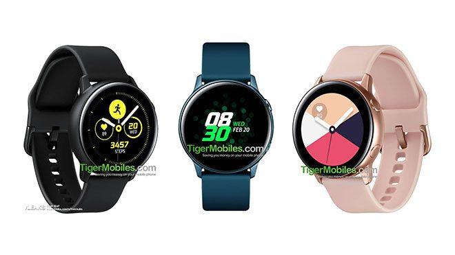 Samsung Galaxy Sport akıllı saat