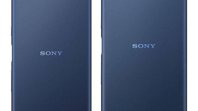 Sony Xperia XA3 Xperia XA3 Plus