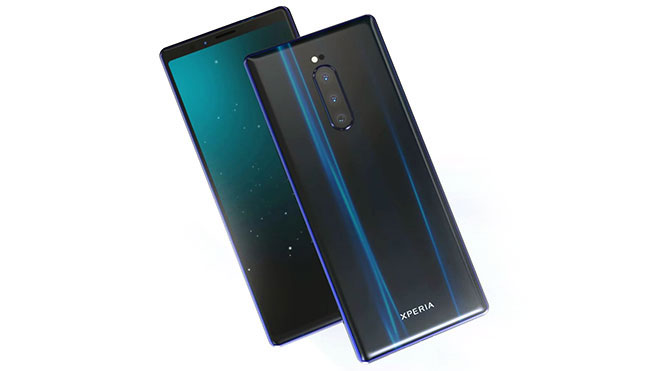 Sony Xperia XZ4 CinemaWide