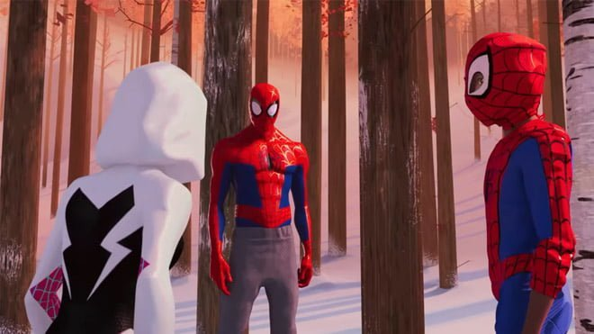 Spider-Man: Into The Spider-Verse'