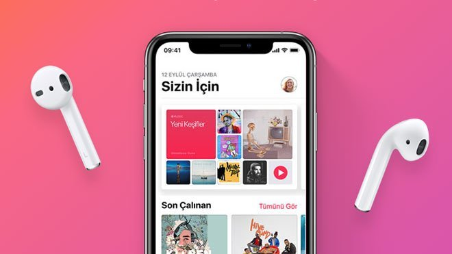 Spotify Apple Music hediye planı