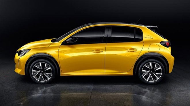 2019 Peugeot 208