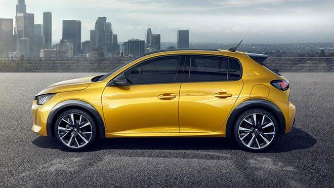 2019 Peugeot 208 otomobil