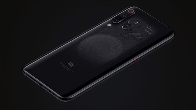 Xiaomi Mi 9 Transparent Edition