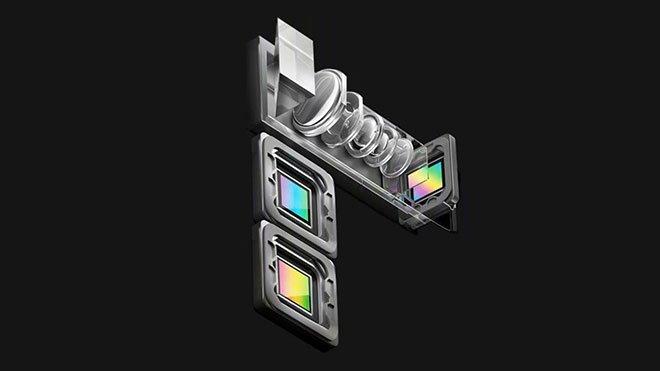 Oppo 10x kayıpsız zoom