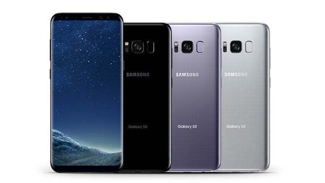 Samsung Galaxy S8 ve Galaxy S8+ Android Pie One UI