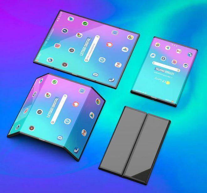 Xiaomi katlanabilir akıllı telefon