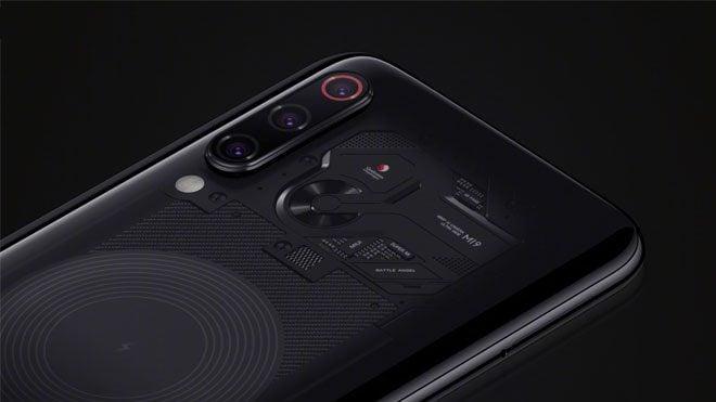 Xiaomi Mi 9 Transparent Edition