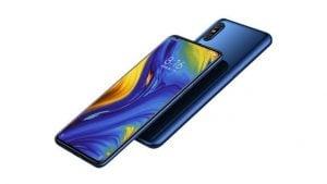 Xiaomi katlanabilir akıllı telefon mi mix 3 5G