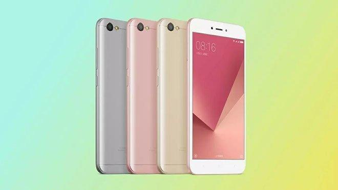 Xiaomi Redmi Note 5a Redmi Note 5a Prime MIUI 10