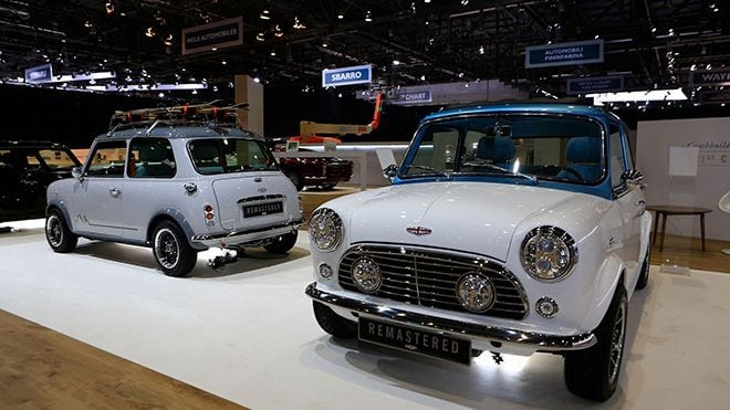 David Brown Automotive Mini Remastered