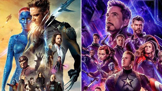 Avengers ve X-Men