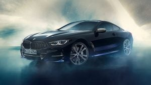 BMW 8 Serisi M850i Individual Night Sky