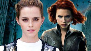 Black Widow Emma Watson