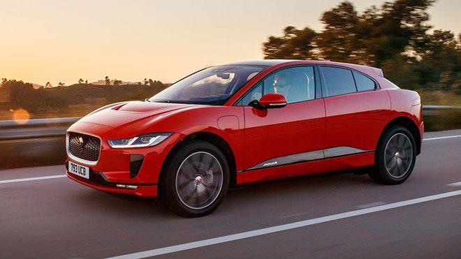 Elektrikli Jaguar Jaguar I-PACE