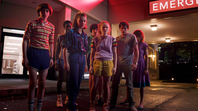 Stranger Things 3. sezon