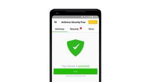 android anti virüs