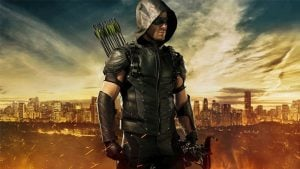 Arrow 8. sezon