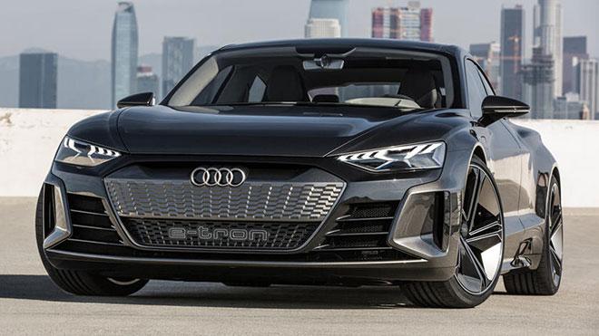 Audi elektrikli