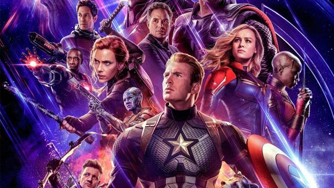 Avengers Endgame süresi
