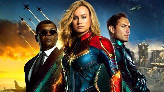 Avengers Endgame teorilerini değiştiren Captain Marvel açıklaması