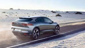 Avrupa'da yılın otomobili Jaguar I-PACE