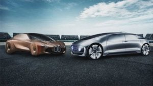 BMW ve Mercedes-Benz