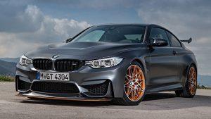 Elektrikli BMW M serisi