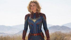 Avengers Endgame öncesi yayınlanan Captain Marvel