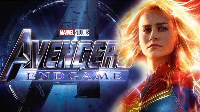 Captain Marvel Avengers Endgame bağlantısı
