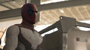 Avengers Endgame fragmanına dahil edilen Deadpool