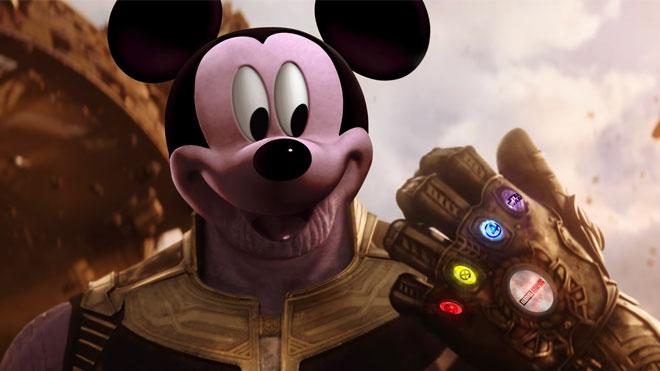 Disney Fox anlaşması