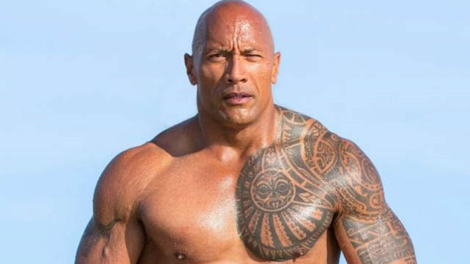 dwayne johnson The rock otomobil