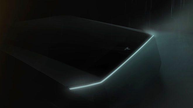Elon Musk Tesla elektrikli pickup