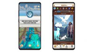 Harry Potter: Wizards Unite mobil oyun