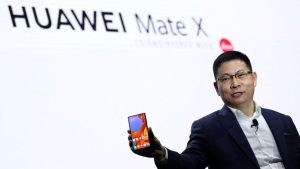 Huawei CEO'sundan Samsung açıklaması