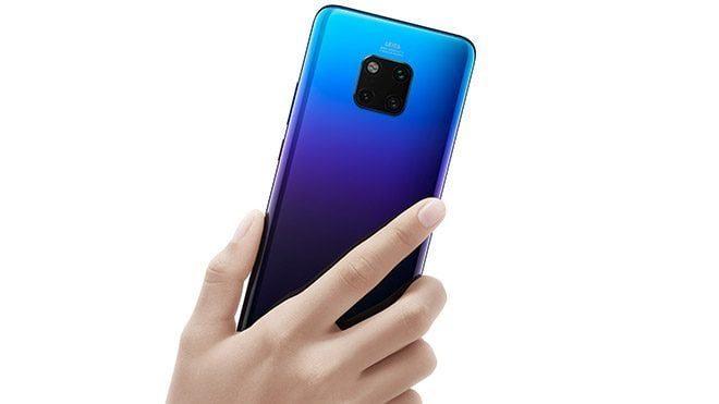 Huawei ekran değişimi