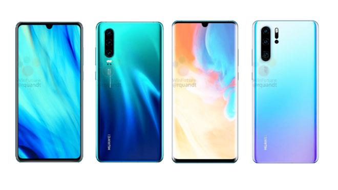 Huawei P30 Huawei P30 Pro Huawei P30 Lite
