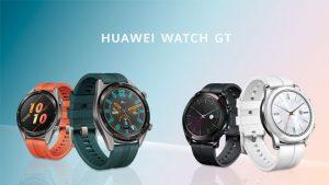 Huawei P30 Pro lansmanında tanıtılan yeni Huawei Watch GT