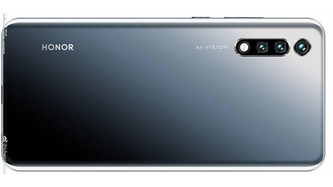Honor 20 Huawei