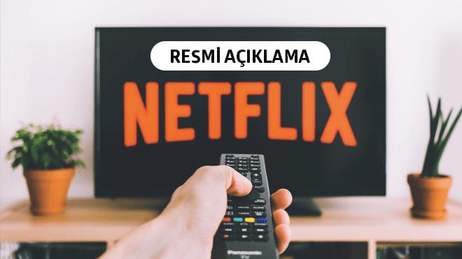 Netflix Türkiye fiyat zammı