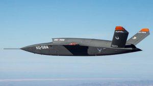 insansız savaş uçağı Kratos XQ-58A Valkyrie