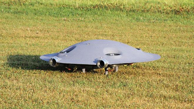 ADIFO uçak UFO