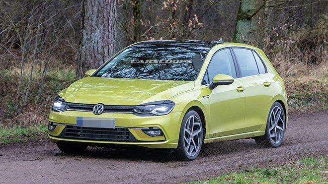 2020 Volkswagen Golf Mk8