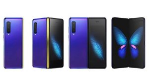 Katlanabilir telefon Samsung Galaxy Fold